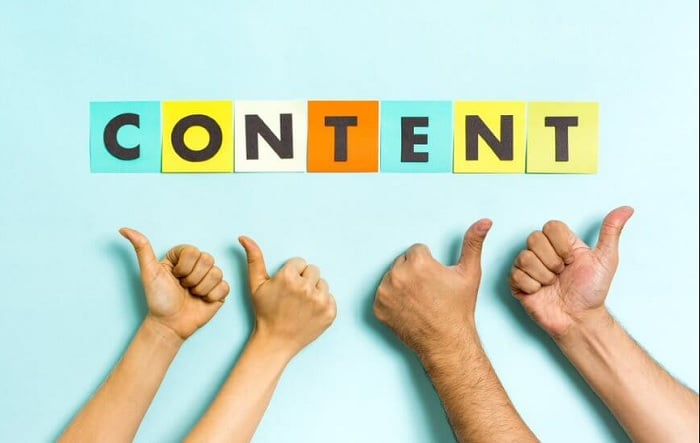 content should be useful
